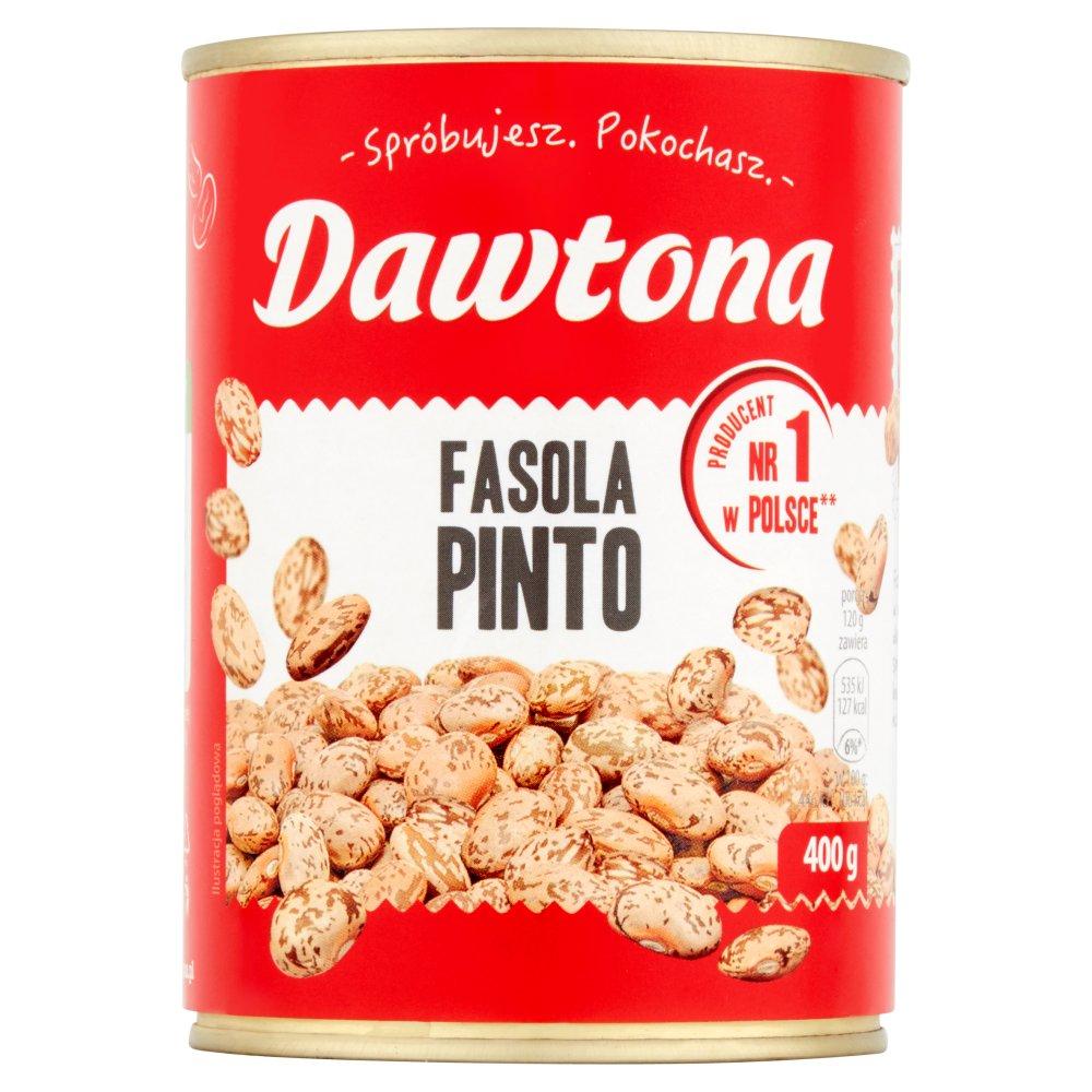 Dawtona Fasola Pinto 400 g (2)