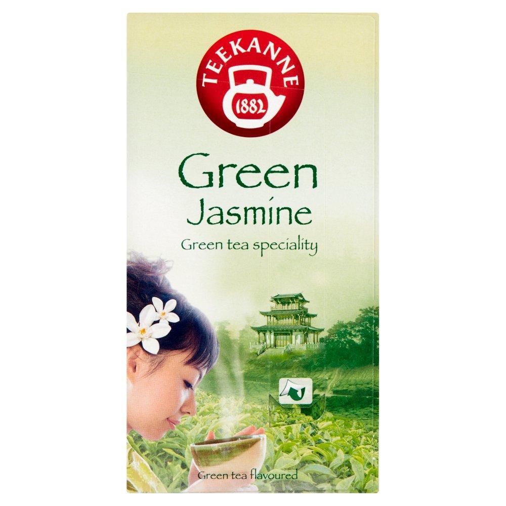 Teekanne World Special Teas Green Jasmine Herbata zielona o smaku jaśminowym 35 g (20 x 1,75 g) (2)