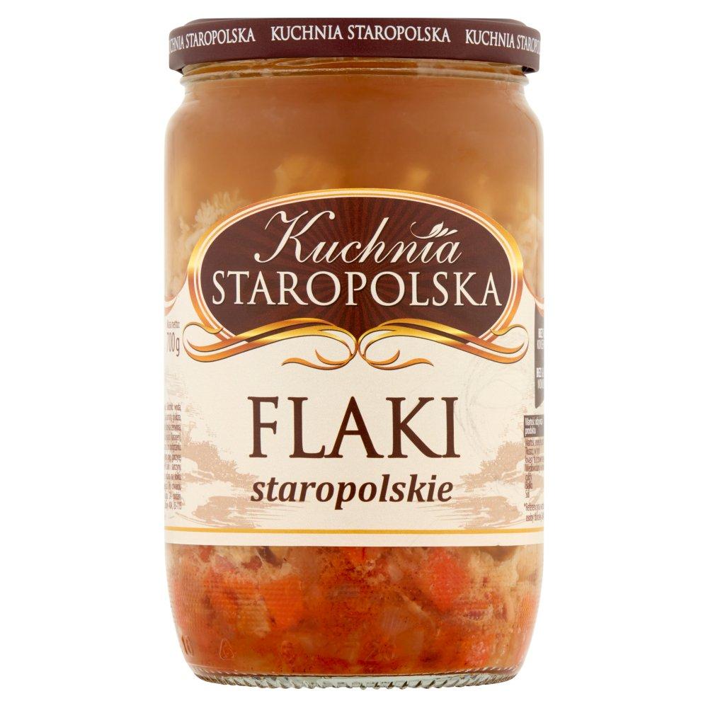 Kuchnia Staropolska Flaki staropolskie 700 g (2)