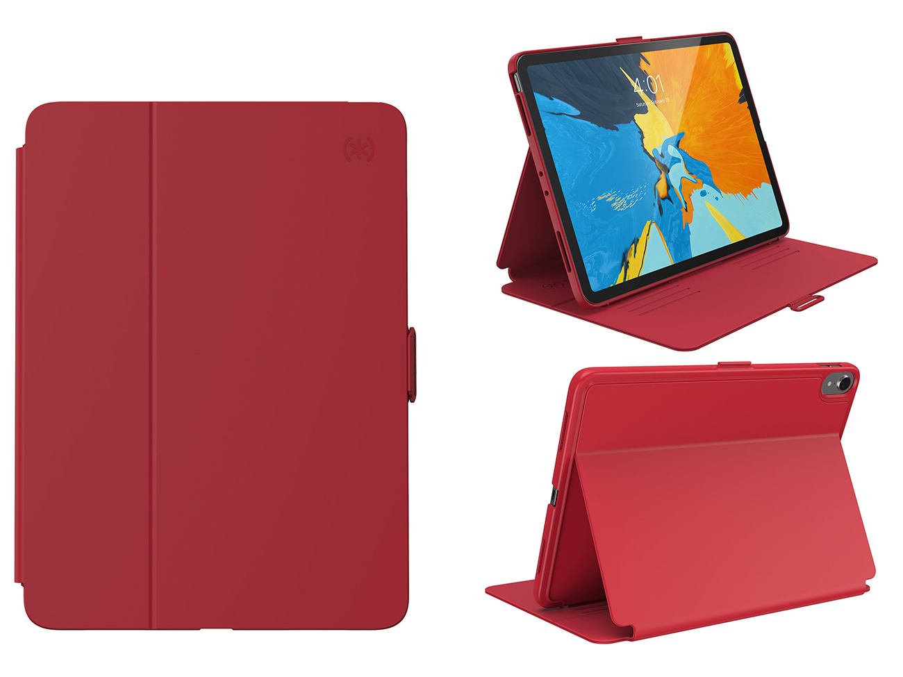 Kopia - Speck Balance Folio Clear Etui Pokrowiec iPad Pro 11