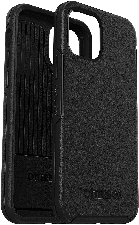 OtterBox Symmetry Etui Ochronne do iPhone 12 Pro / iPhone 12 (Black)