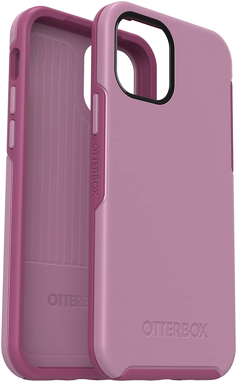 OtterBox Symmetry Etui Ochronne do iPhone 12 Pro / iPhone 12 (Cake Pop Pink)