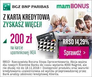 bgzbnp - karta kredytowa z bonem do BP