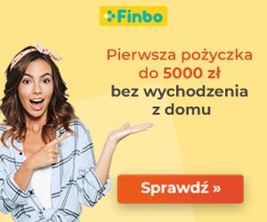 finbo - pożyczka bez weryfikacji dochodu