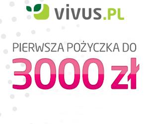 vivus - chwilówka bez zaświadczeń