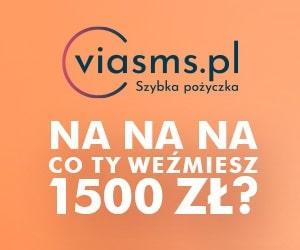 viasms - pożyczka na 500+