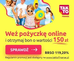 taktofinanse - szybkie pożyczki