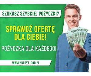 kredyt1000 - szybka pożyczka bez zaświadczeń
