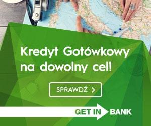 getin bank - kredyt gotówkowy na dowolny cel