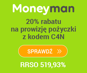 moneyman raty - nowa oferta ratalna