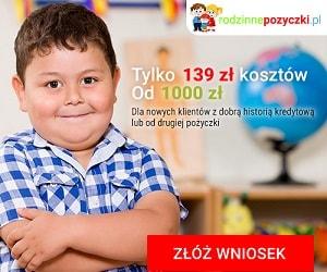 Rodzinne Pożyczki nowość 12.2019