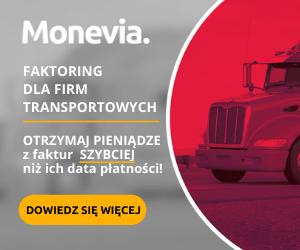 monevia - oferta dla firm transportowych