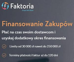 faktoria - faktoring odwrotny od Nest Bank