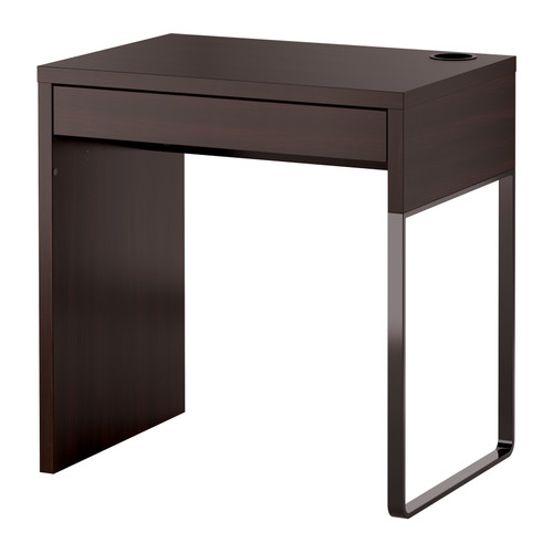 Eckschreibtisch ikea mikael  IKEA NEW MICKE DESK Drawer Computer Desk Home Office Workstation 2 ...