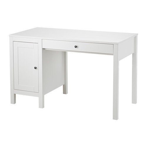 Delicieux IKEA HEMNES OFFICE DESK Made Of Solid Wood
