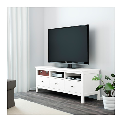 Attrayant Details About Ikea HEMNES TV Bench, Tv Stand In 3 Colors