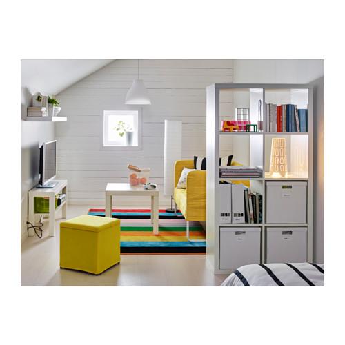Ikea Kallax Storage Display Unit Shelving Bookcase Full