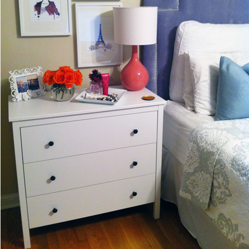 release date af460 514d3 Details about IKEA KOPPANG Chest of 3 drawers in White, Bedroom Storage.