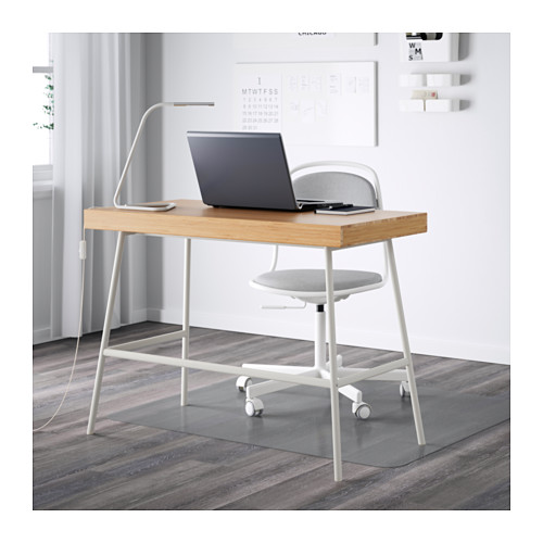 Ikea Lillasen Desk In Bamboo