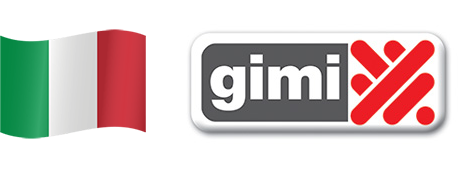 Logo firmy Gimi