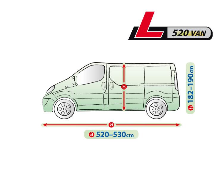 Bâche  de voitures respirable pour  VOLVO V70 kombi I 1997-2000