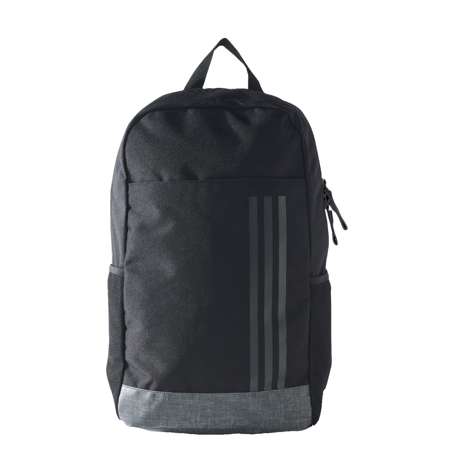 adidas black blue classic daily 3s backpack rucksack
