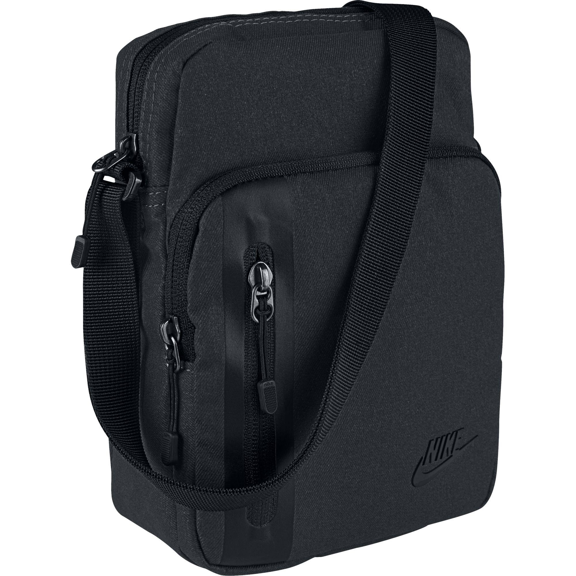 2bae2c6baf12 Nike Core Tech Messenger Shoulder Small Mini Crossbody Bag Organizer ...
