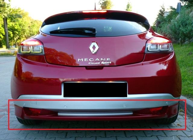 Renault Megane Iii Mk3 3 Doors Full Body Kit New Ebay
