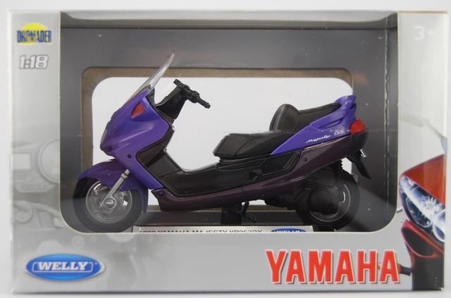 X-MAX 250 C4 617046 YAMAHA 250 YP Majesty DX 1996-1999 VARIOTUNE MAJESTY