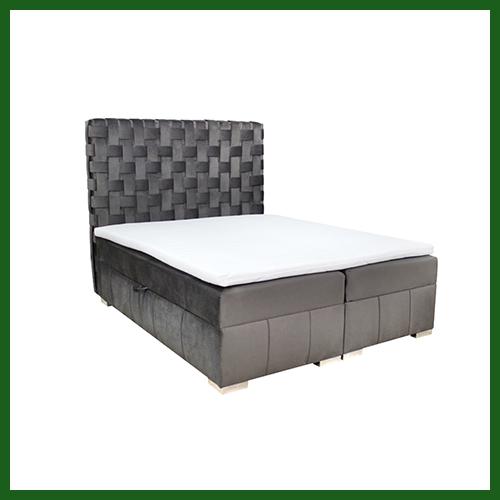 Łóżko kontynentalne Visio 140x200