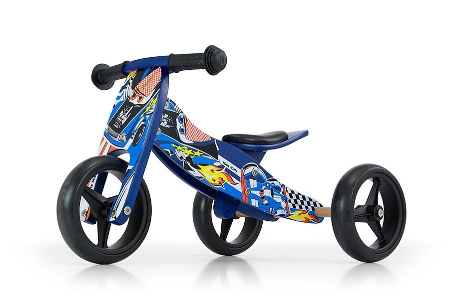 rowerek biegowy milly mally jake rowerek, biegowy, dzieciecy, trojkolowy