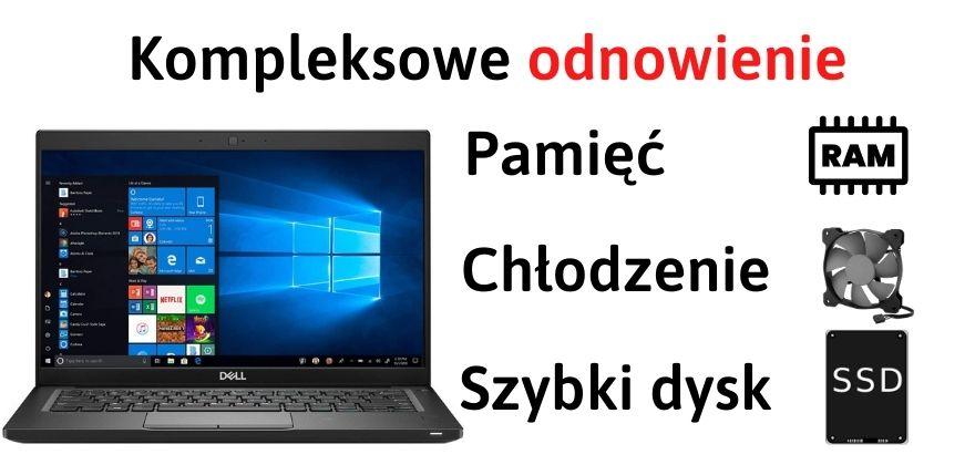 Laptopy poleasingowe po odnowieniu