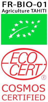 Certyfikat Ecocert dla soku tahitian noni