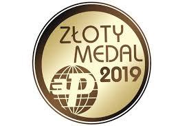 Złoty medal Budma 2019 za najlepszy produkt w swojej kategorii