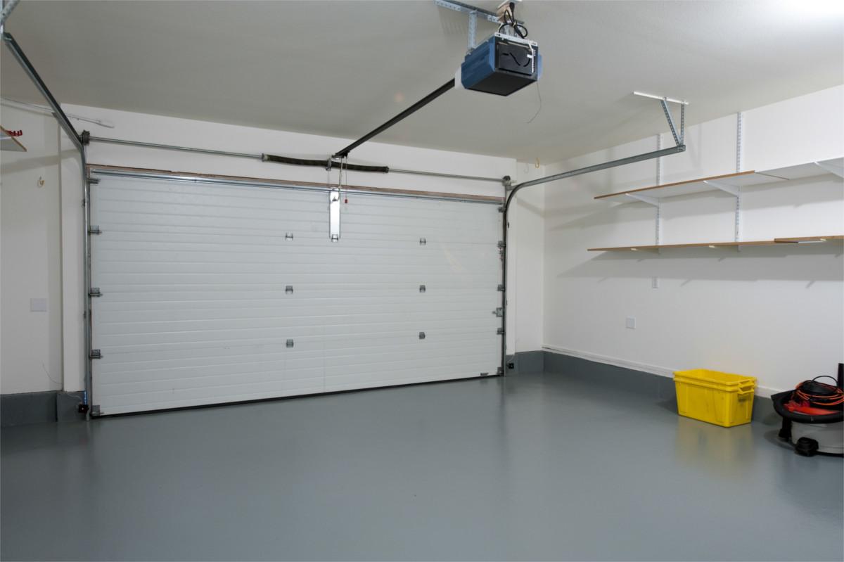 Garaż zabepieczony hydroizolacją Droof w systemie Canada Rubber Park