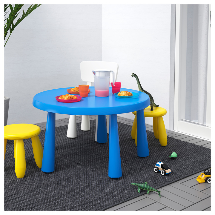 ikea mammut kindersitzgruppe kindertisch 2 kinderst hle kinderm bel tisch stuhl ebay. Black Bedroom Furniture Sets. Home Design Ideas